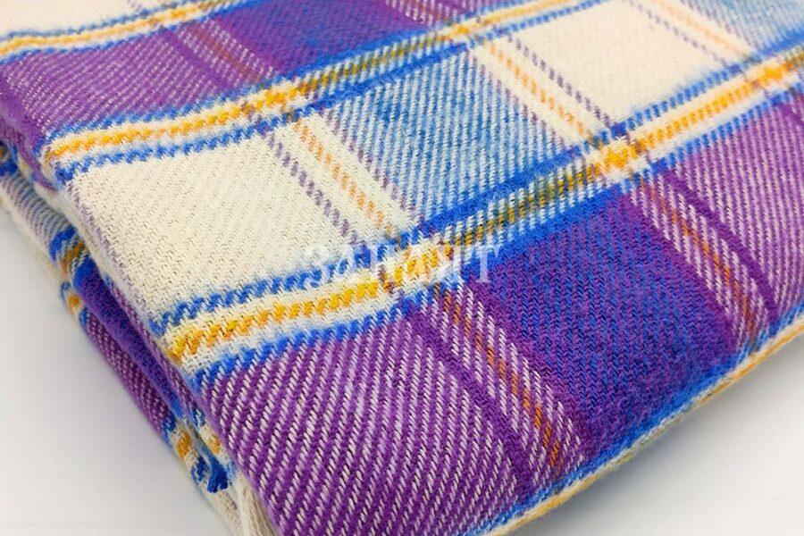 Презентация на кардирано памучно одеяло